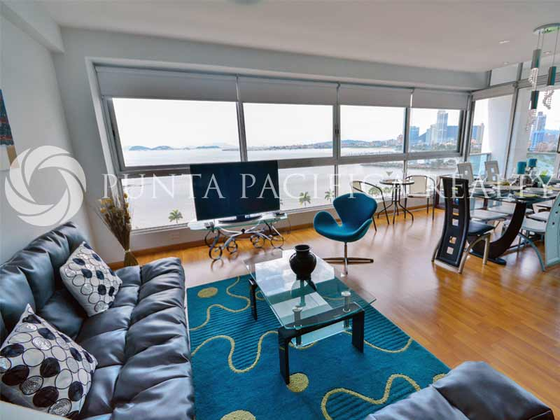 Perfect for executives: Rental Deal on a 1-BR Fully-Furnished in Ave. Balboa