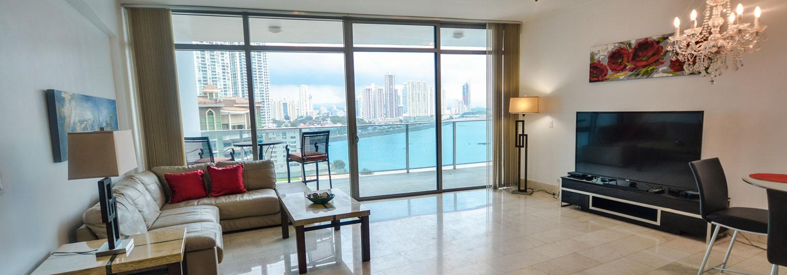 Attention Buyers: 6% Return on Rented, High-Floor 1-Bedroom at Grand Tower, Punta Pacifica