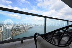 FOR RENT:  2 Bedroom with Amazing Views and 2 Balconies in The Ocean Club (JW Marriott) Panama