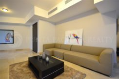 JUST RENTED | Modern Furniture On a 1 Bedroom Apartment in Grand Tower For Rent