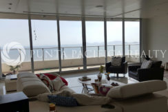 HIGH FLOOR – Ocean Front View Apartment in Costa Del Este For Sale
