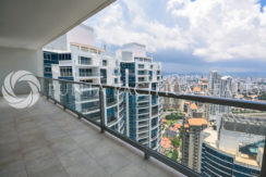 JUST RENTED | FOR SALE | Multiple Views | Above 45th Floor | 2-Bedroom Apartment In Ocean Club (Trump) – JW Marriott