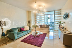 JUST RENTED  | Metropolitan and Ocean View | Modern Decor | 2-Bedroom Apartment In Grand Tower – Panama