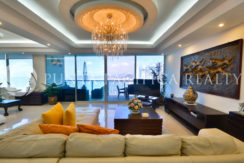For RENT | Luxurious High-Floor | Amazing City & Bay Views | 3-Bedrooms + Den In Aquamare – Panama City
