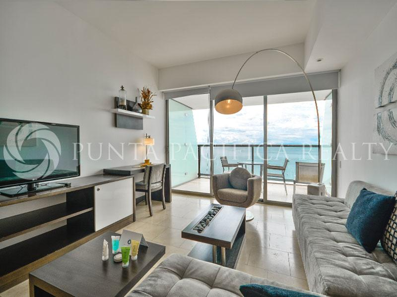 For Sale   Ocean View   Move-In-Ready    Bayloft Apartment In The Ocean Club – JW Marriott – Panama City