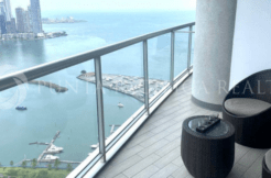 For Rent & For Sale | Furnished and Ocean Views | 3-Bedroom Unit In Yacht Club